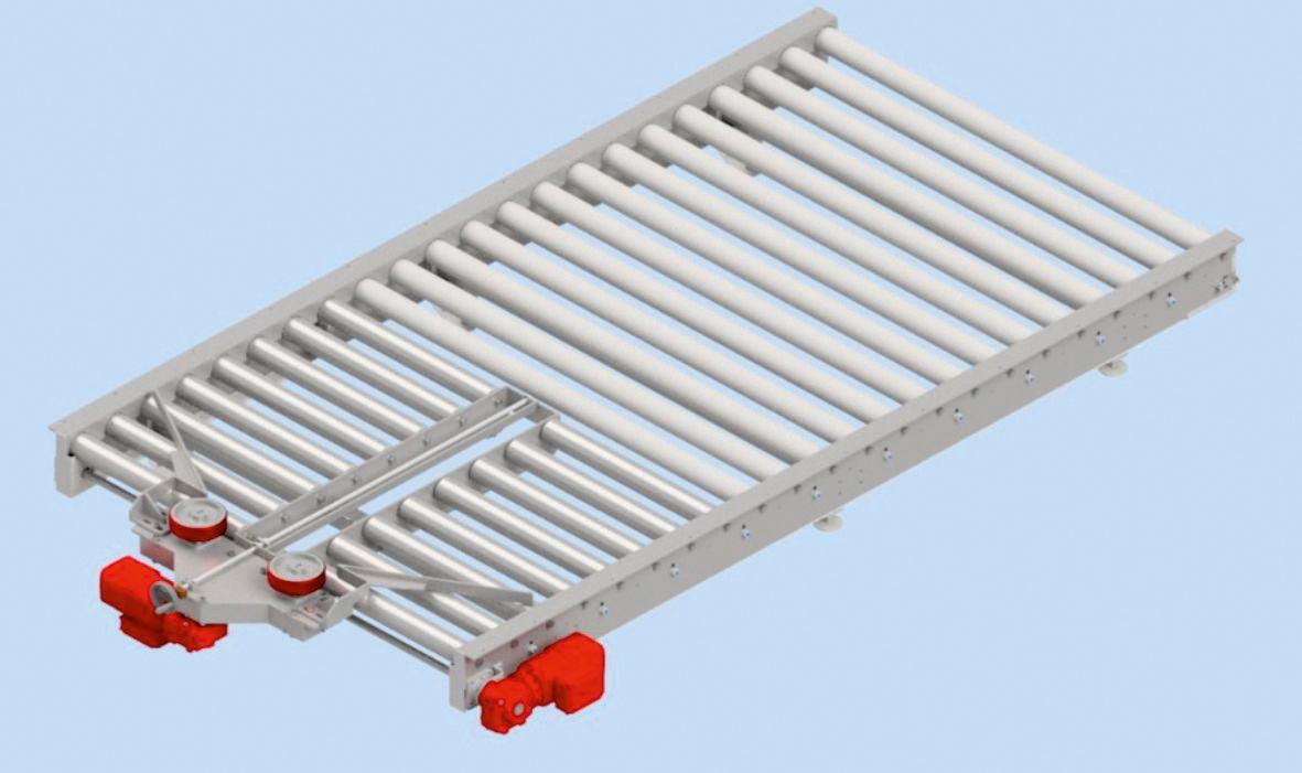 Edelmeta – conveyor systems